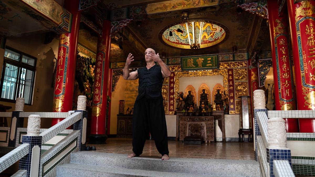 zhan zhuang yiquan xinyi jiang yu shan